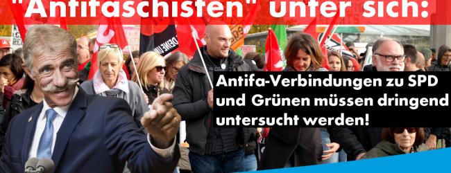 """""""Werden SPD und Grüne in Rheinland-Pfalz zu Prüffällen?"""" – AfD Rheinland-Pfalz legt Dokumentensammlung über Querverbindungen zu Linksextremisten vor"""