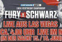 """Deutscher Schwergewichtsboxer Tom Schwarz vor Jahrhundertkampf in Las Vegas: """"Ich bin stolz auf mein Land"""""""