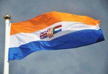"""Südafrika verbietet Hissen der früheren Nationalflagge: """"Haß gegenüber schwarzen Menschen"""""""