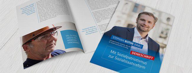"""""""Mit Sozialpatriotismus zur Sozialstaatsreform"""": AfD-Landtagsabgeordneter ergreift Initiative"""
