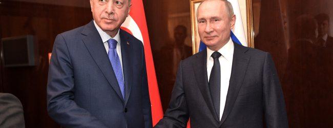 Vor Merkel-Besuch in Istanbul: Erpreßt Erdogan wieder Europa?