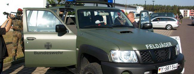 Neuer Coup des Corona-Regimes: Bundeswehr jetzt im Inland im Einsatz