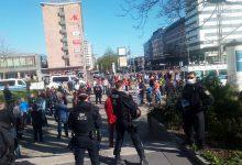 Bundesinnenministerium stellt klar: Rechte dominieren die Corona-Demonstrationen nicht