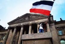 Schwarz-weiß-rot ist den Etablierten ein Dorn im Auge: Wird die Reichsfahne verboten?