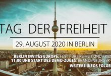 """Die neuen """"Verfassungsfeinde"""": Berliner VS läßt Corona-Kritiker unter Beobachtung stellen"""