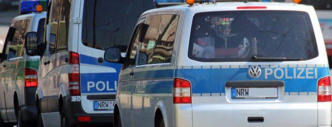 Wegen Verstößen gegen Corona-Auflagen: Polizei löst Gottesdienst auf