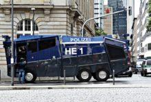 Dank der Corona-Politik: Ansehen der Polizei ist kräftig gesunken