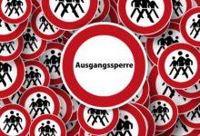 """Bis Montag 264 Klagen und Einwendungen: Verfahrensflut gegen """"Bundes-Notbremse"""""""