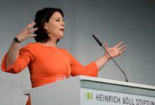 """Lafontaine kritisiert Baerbocks außenpolitische Positionen: """"Für mich ein Horror"""""""