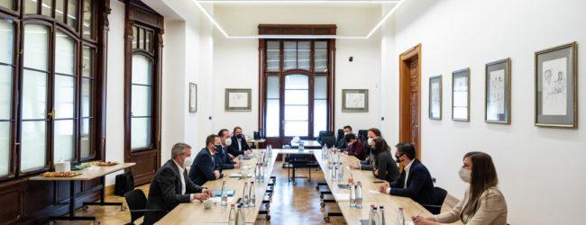 FPÖ zu Gast in Budapest: Gemeinsames Bekenntnis zur Förderung eigenen Nachwuchses