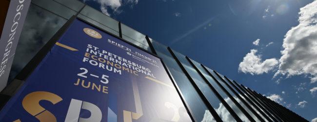 St. Petersburger Wirtschaftsforum – das neue Anti-Davos?